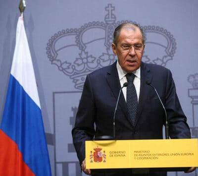 Министр Лавров пообещал обмен российских прав в Испании?